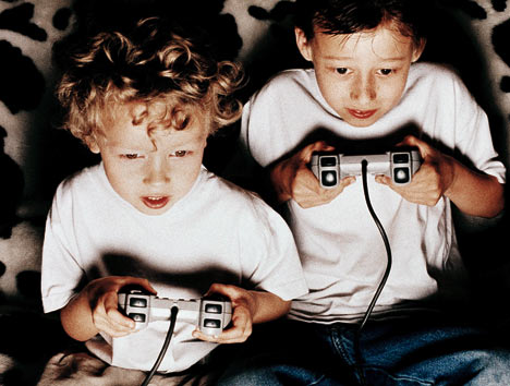 Computer Games Cause Dementia to Children